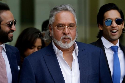 File photo of liquor baron Vijay Mallya.