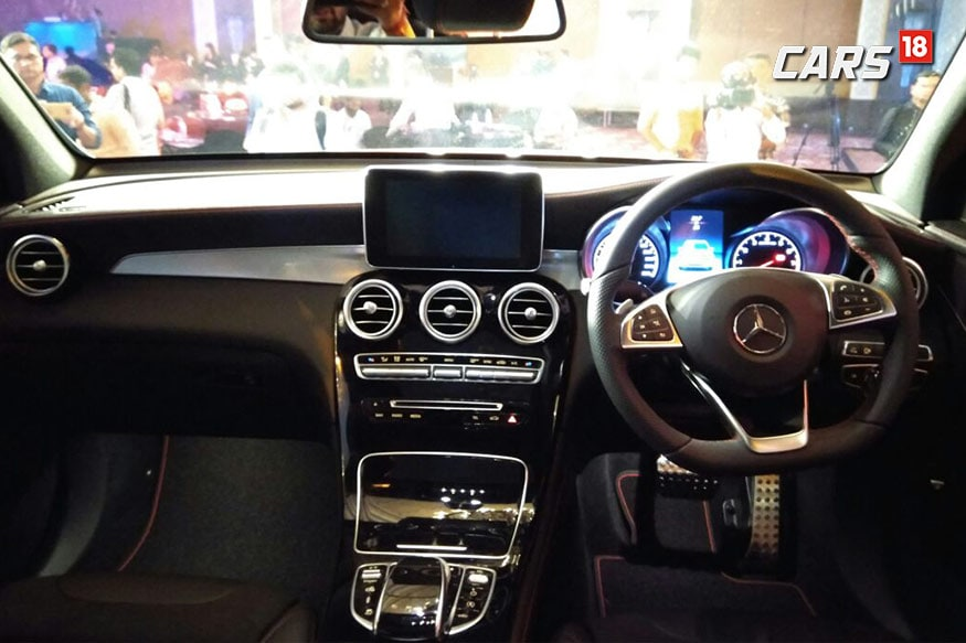 Mercedes Amg Glc 43 Coupe Launched In India For Rs 74 80 Lakh News18