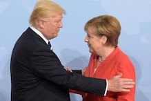 Merkel, Trump Agree in Phone Call to Keep Memory of WW2 Horrors Alive
