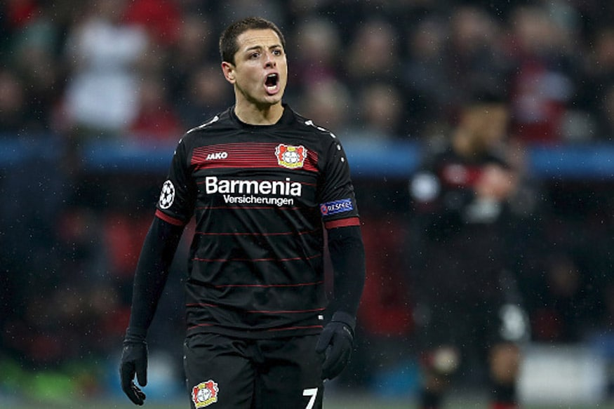 West Ham Agree Terms to Sign Javier  Chicharito  Hernandez - News18 3997f3c5f