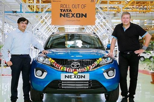 Tata Nexon (Image: Tata Motors/Twitter)