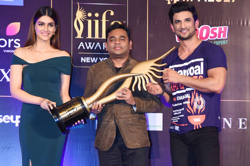 Image result for sushant singh rajput national award