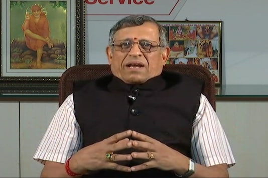 RSS ideologue Swaminathan Gurumuthy in a conversation with CNN-News18.