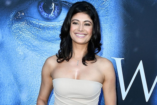 Pooja Batra arrives at the Premiere Of HBO's 'Game Of Thrones' Season 7 at Walt Disney Concert Hall on July 12, 2017 in Los Angeles, California. (Image: Getty Images)