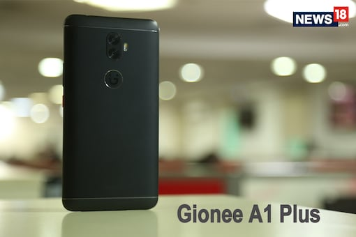 Gionee A1 Plus Review: One for the battery. (Image: News18.com)