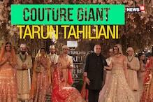 Tarun Tahiliani Talks About 'Tarakanna', Confesses His Love For Monochrome