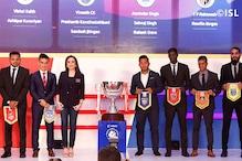 ISL 2017 Draft: Eugenson Moves to ATK, Anas to Jamshedupur FC