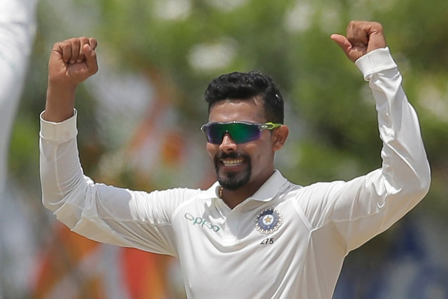 Ravindra Jadeja Becomes Second Fastest Indian to Reach 150 Test Wickets