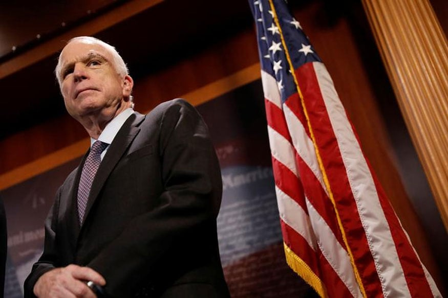 White House Official Mocks 'Dying' John McCain, Gets an Earful from His Daughter
