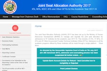JoSAA 2018 Registration & Choice Filling Begins Today for IITs, IIITs, GFTIs & NITs, Apply before 25th June 2018
