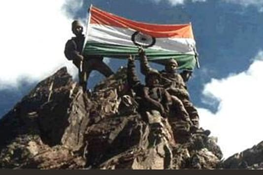 When India marked 20 years of kargil war (Photo Credit: Twitter)