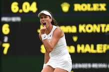 Johanna Konta Out of Final US Open Tune-up With Viral Illness