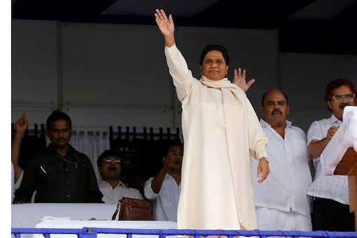 The Bahujan Samaj Party (BSP) chief Mayawati. (File photo/ Reuters)
