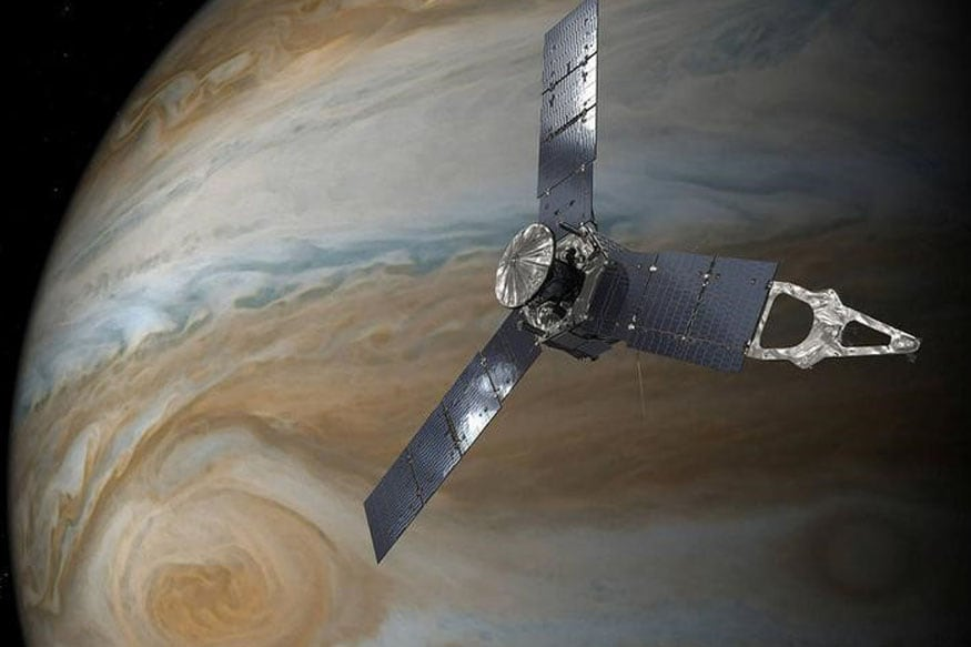 Jupiter's Mysterious Jet-Streams 'Unearthly', Finds Juno Probe