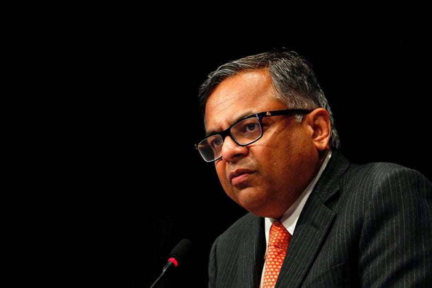 Tata Sons Chief N Chandrasekaran Meets Telecom Minister amid AGR Crisis