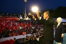 Erdogan Threatens to 'Chop Off Traitors' Heads' on Anniversary of Failed Coup