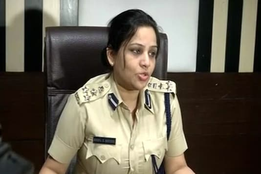 File photo of IPS officer D Roopa.