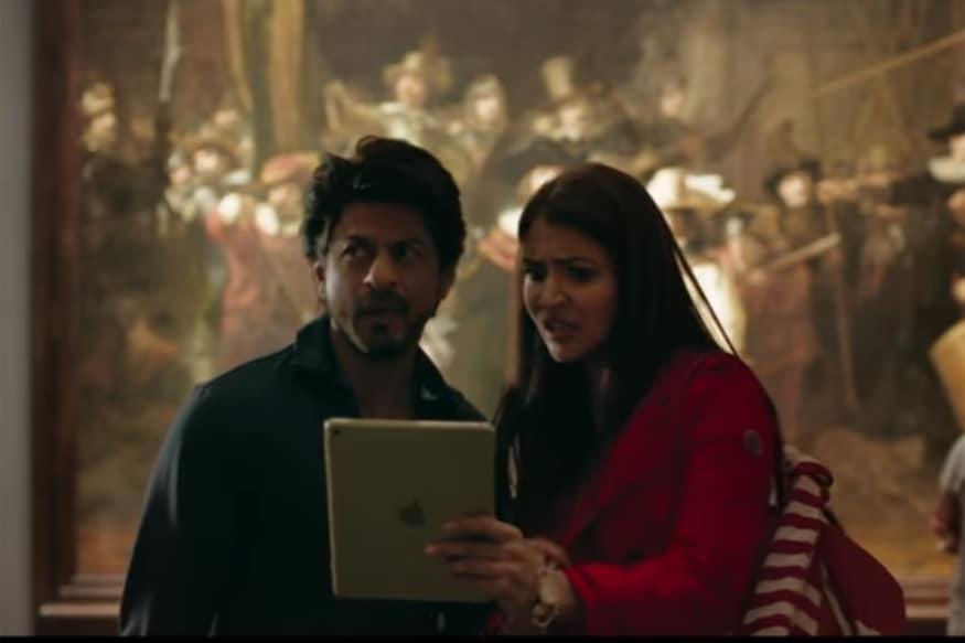 SRK-Anushka