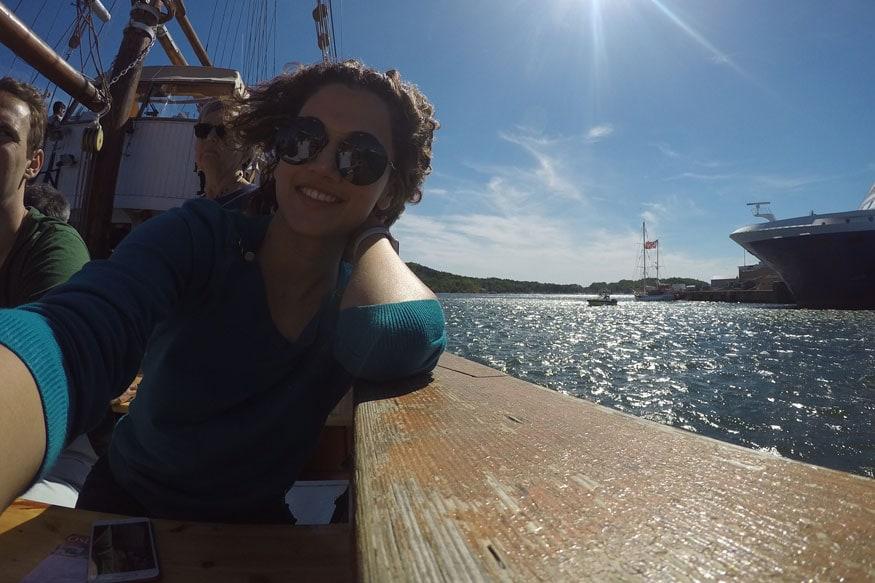 Taapsee Pannu Shows You How To Enjoy Perfect Vacation in Oslo