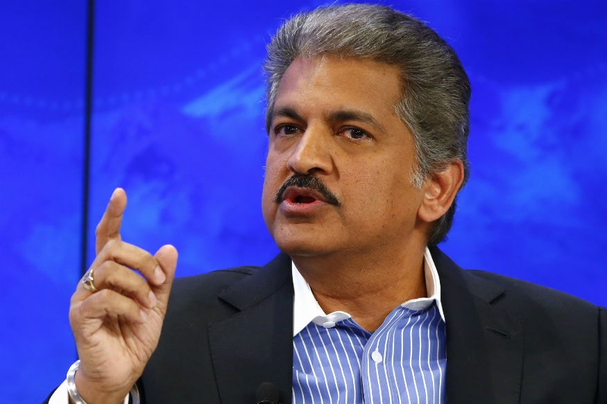 US-China Trade War: Chinese Investment in India May be Imminent, Says Anand Mahindra