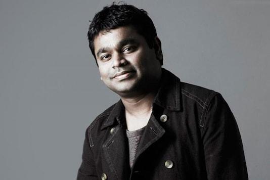 AR Rahman.