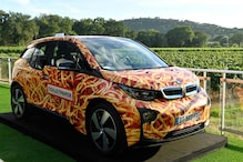 BMW i3 Spaghetti Car Auctioned for Leonardo DiCaprio Foundation