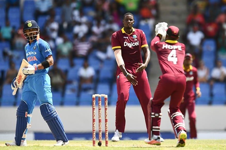In Pics, West Indies vs India 2017: Fourth ODI