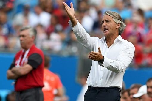 File image of Roberto Mancini. (Getty Images)
