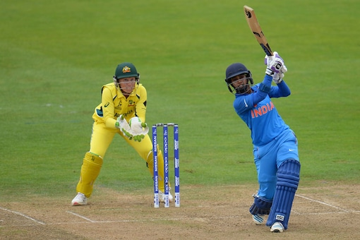 Mithali Raj in action during the 2017 ICC Women's World Cup (Getty Images)