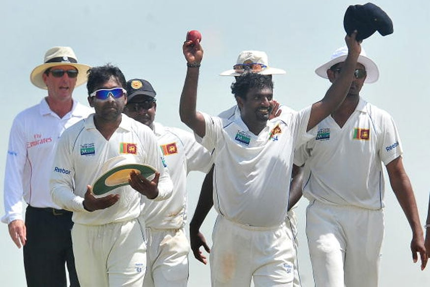 22nd July 2010: Muttiah Muralitharan Bids Adieu With 800