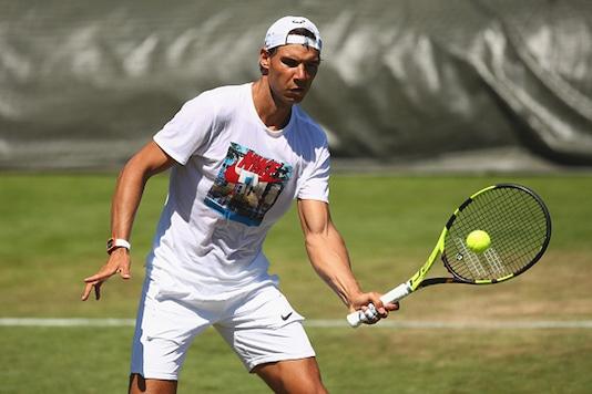 Rafael Nadal (Getty Images)