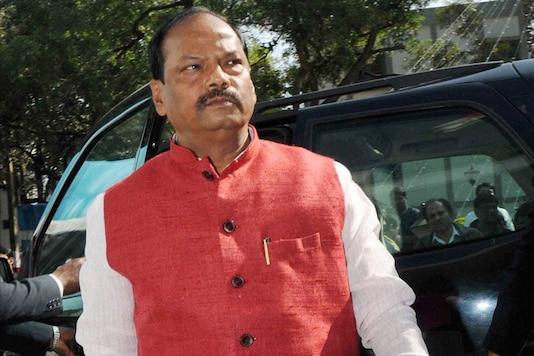 File photo of Jharkhand chief minister Raghubar Das.
