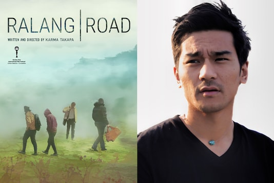 Ralang Road is my attempt to create a narrative that is dramatic and mundane, says the director Karma Takapa.