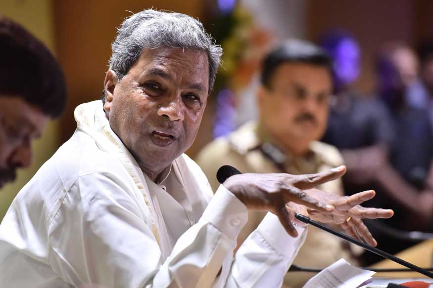 Centre Can Bestow Bharat Ratna on Shivakumar Swamiji Instead of Savarkar, Says Siddaramaiah