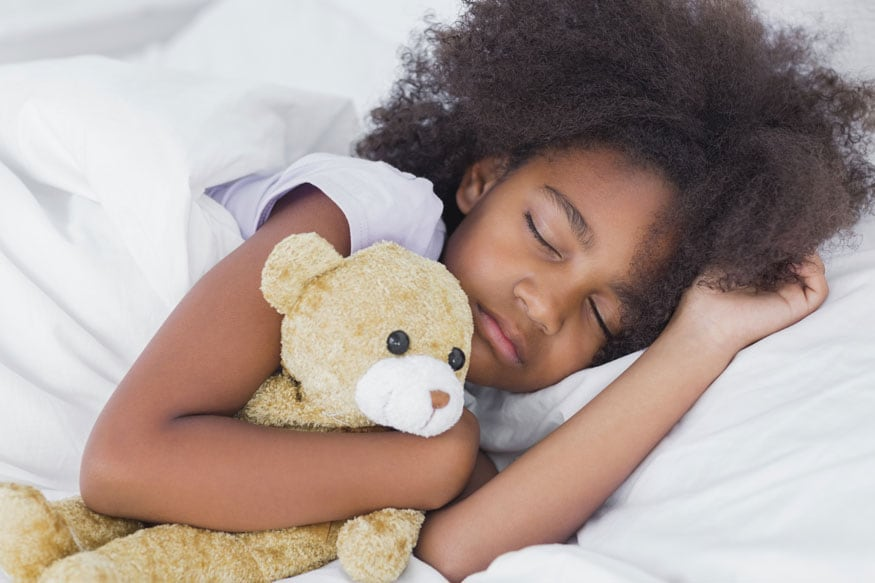 Mothers' Insomnia May Affect Children's Sleep Quality