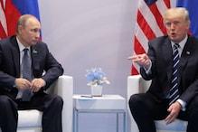Donald Trump Willing to Invite Vladimir Putin to White House, But Not Yet