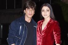 Star Spotting: Shah Rukh Khan, Anushka Sharma, Arjun Rampal, Kriti Sanon, Ayushmann Khurrana...