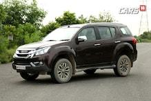 Isuzu mu-X Test Drive Review - SUV Done Right
