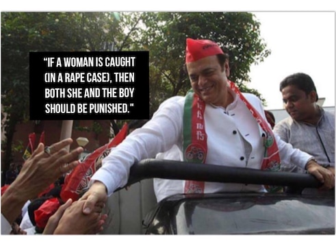 14 Times Powerful Indians Made Outrageous Remarks on Rape