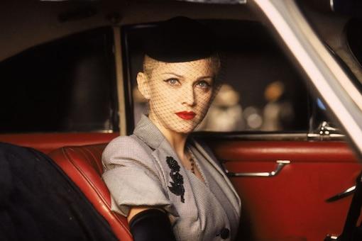 File photo of pop singer Madonna.