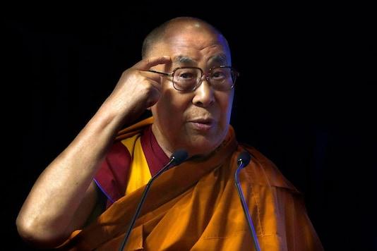 File photo of Tibetan spiritual leader the Dalai Lama. (Image: AP)