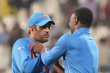 This is What Happened After MS Dhoni Called Dwayne Bravo 'An Old Man'
