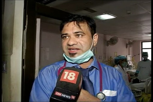 File photo of Dr Kafeel Khan.