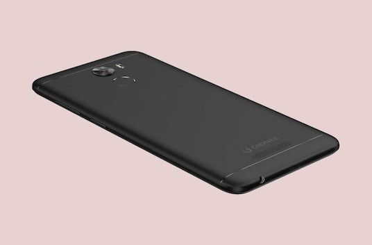 The Gionee A1 Lite offers a 5.3-inch 720p HD display with Corning Gorilla Glass 3 protection. (Image: Gionee)