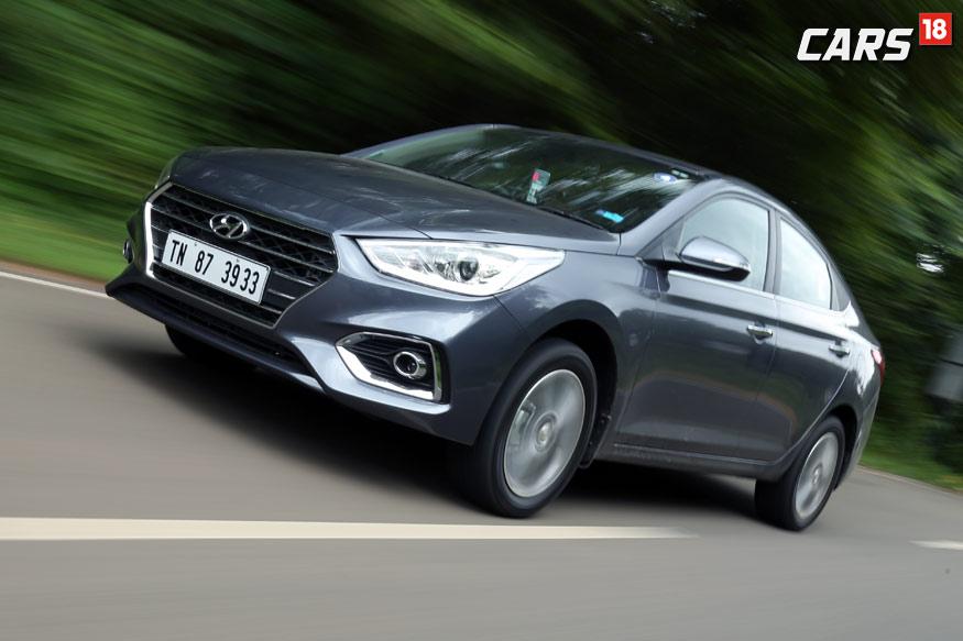 2017 Hyundai Verna. (Image: Cars18/ Siddharth Safaya)