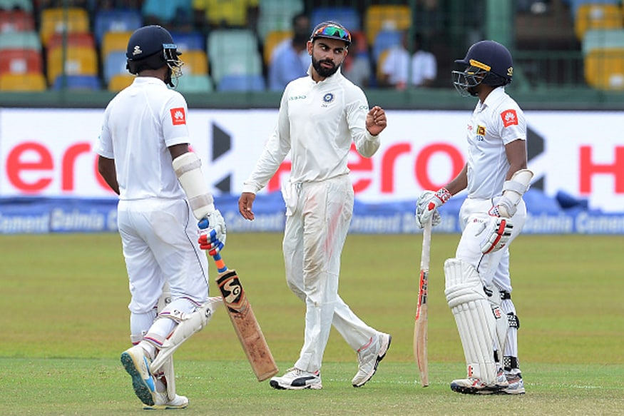 India vs Sri Lanka 2017: Visitors on Top Despite Kusal Mendis, Dimuth Karunaratne Resistance on Day 3