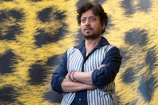 File image of actor Irrfan Khan (Image: AP)