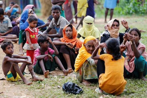 File photo of Rohingya refugees. (Reuters)