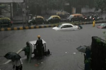 Mumbai Rains: City Flooded After Heavy Rains, People Told to Stay Indoors