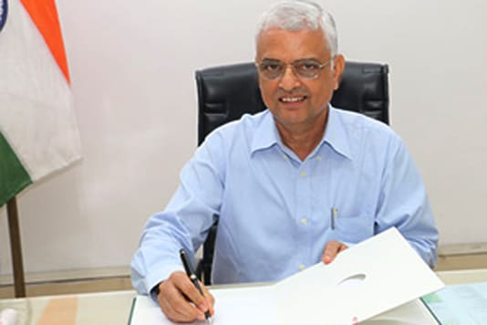 File photo of Election Commissioner O P Rawat.